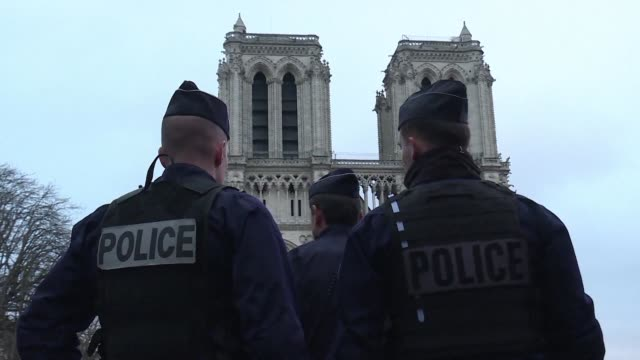 almost 100000 security officers are mobilised sunday and monday in france to assure safety for citizens during the christmas festivities notably at... - jihad stock videos & royalty-free footage