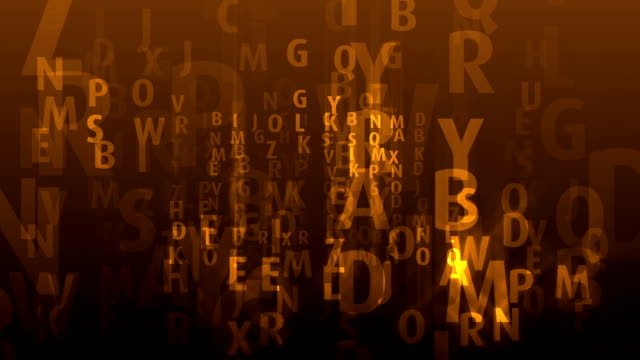 alphabet background - the alphabet stock videos & royalty-free footage
