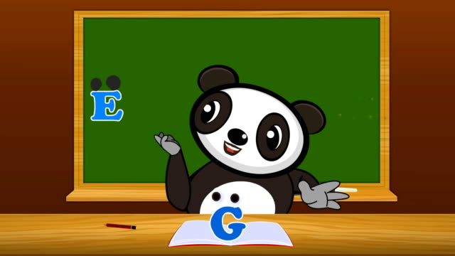 alphabet song - the alphabet stock videos & royalty-free footage