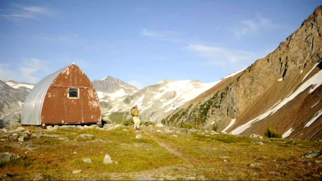 Alpine Wanderstiefel