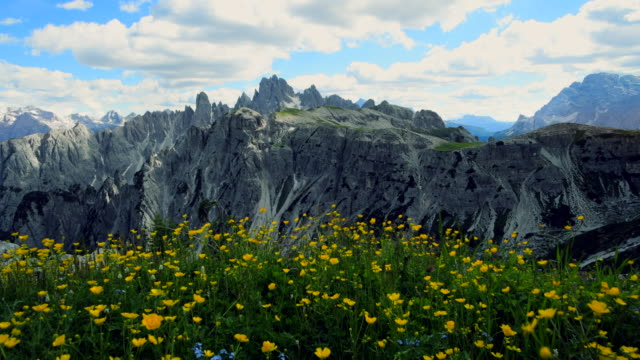 alpine mountain peak in italy alps, seceda odle - valley stock videos & royalty-free footage