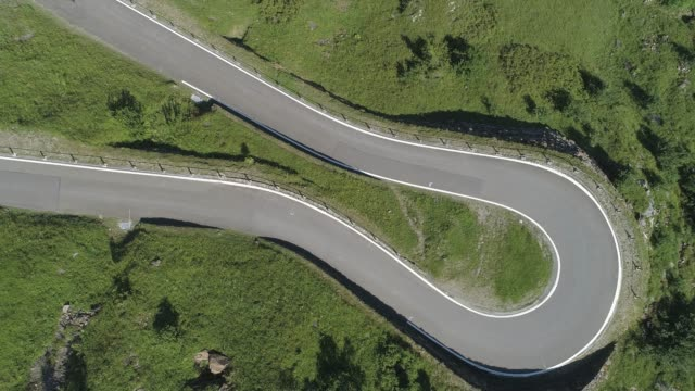 Alpine Road, Switzerland
