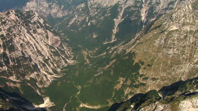 hd: alpine slovenia - julian alps stock videos and b-roll footage