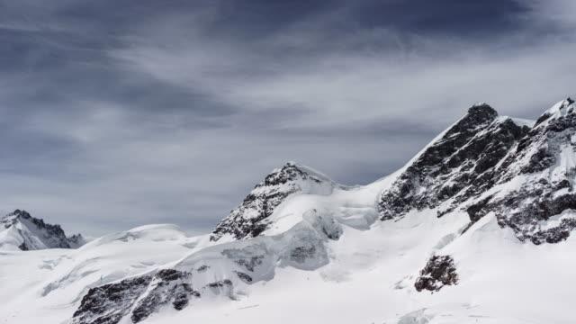 T/L Alps seen from mount Jungfrau / Interlaken, Switzerland