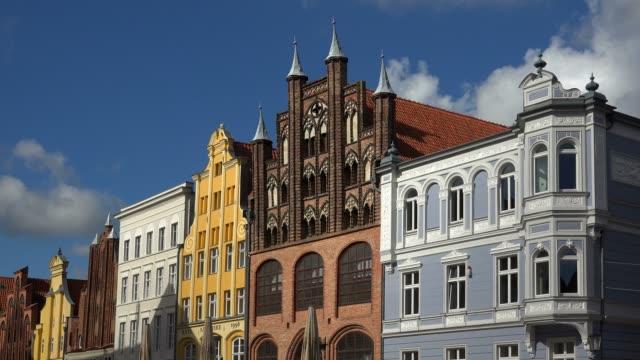Alter Markt, Stralsund, Mecklenburg-Western Pomerania, Germany
