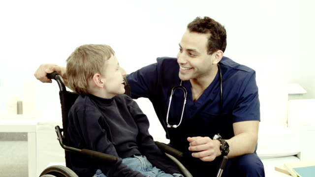 alternative therapy for a child - mental disability stock videos & royalty-free footage