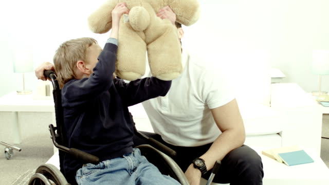 alternative therapy for a child - social worker stock videos & royalty-free footage
