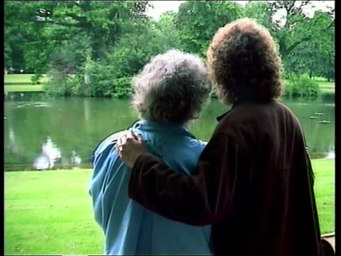 althorp opens to public princess of wales althorp opens to public itn staff standing at tills in small shop attached to museum people looking at... - decorative urn stock videos and b-roll footage