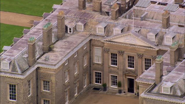 althorp - stately home stock videos & royalty-free footage