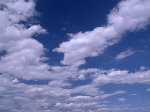 altocumulus clouds - altocumulus stock videos and b-roll footage