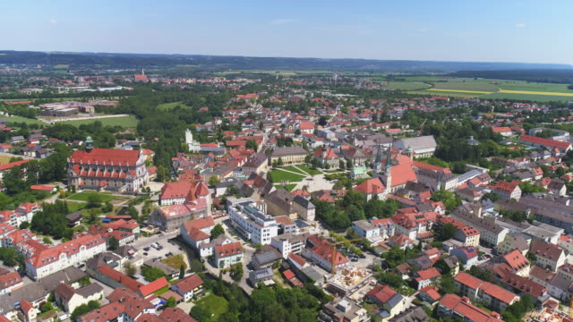 Altötting Pilgrimage Town In Upper Bavaria