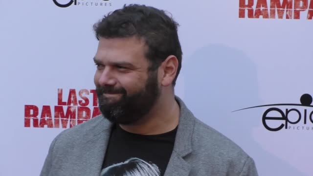 alvaro rodriguez at the premiere of 'last rampage the escape of gary tison' from epic pictures releasing at arclight cinemas on june 23 2017 in... - arclight cinemas hollywood 個影片檔及 b 捲影像