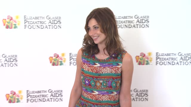 Aly Michalka at Elizabeth Glaser Pediatric AIDS Foundation's 24th Annual A Time For Heroes Event on 6/2/13 in Los Angeles CA