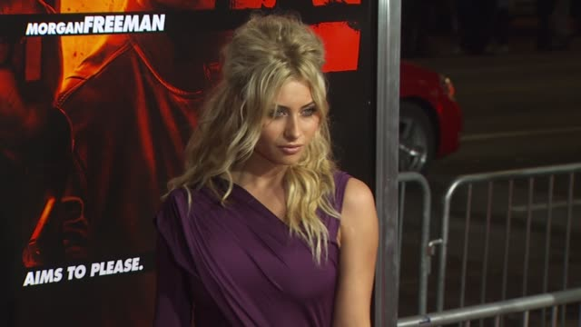 Aly Michalka at the 'Red' Premiere at Hollywood CA