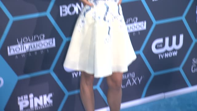 Alysia Reiner at 16th Annual Young Hollywood Awards at The Wiltern on July 27 2014 in Los Angeles California