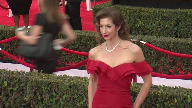 Alysia Reiner at 21st Annual Screen Actors Guild Awards Arrivals in Los Angeles CA
