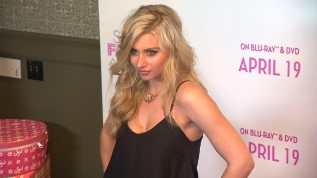 Alyson Michalka at the Ashley Tisdale Celebrates The Release Of Her New Film 'Sharpay's Fabulous Adventure' at West Hollywood CA
