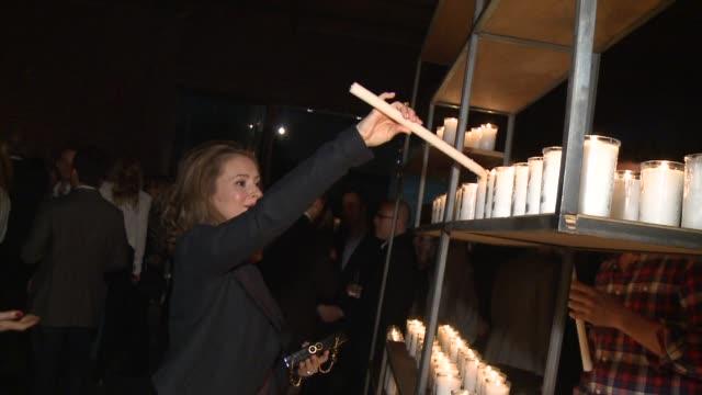 alyssa milano at hollywood stands up to cancer on in los angeles california - alyssa milano stock-videos und b-roll-filmmaterial
