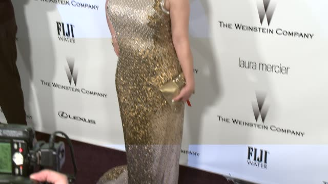 Alyssa Milano at the 2015 Weinstein Company And Netflix Golden Globe After Party at Robinsons May Lot on January 11 2015 in Beverly Hills California