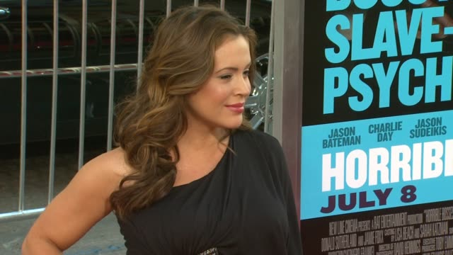 Alyssa Milano at the 'Horrible Bosses' Los Angeles Premiere at Hollywood CA