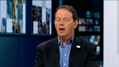 alzheimers society highlight care improvement needs for dementia sufferers; england: london: gir: int kevin whately studio interview sot - 凱文·沃特利 個影片檔及 b 捲影像