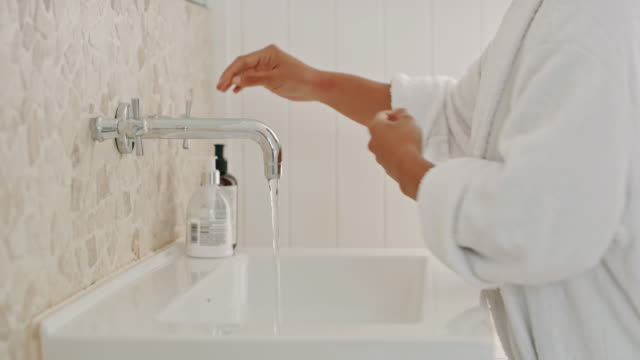 i am always washing my hands - sink stock videos & royalty-free footage