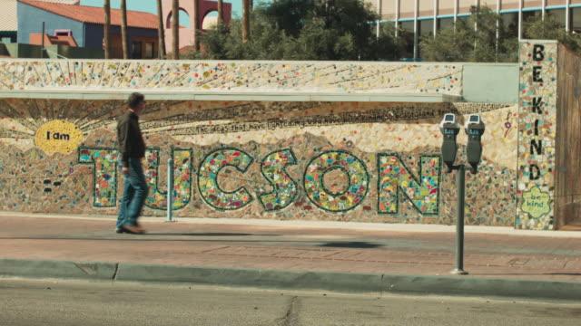'I am Tucson' mosaic in Tucson City Center