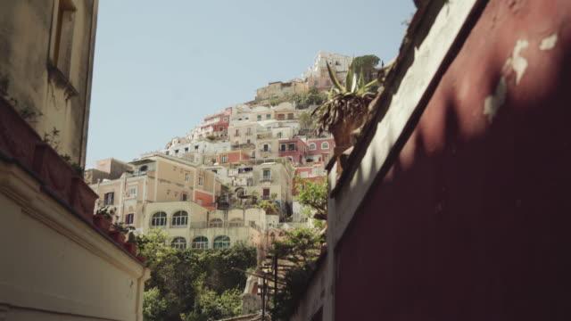 Amalfi coast and Sorrento peninsula: Positano