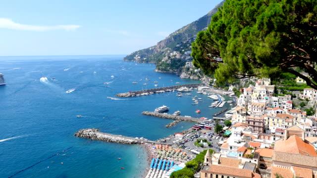 Amalfi coast, Salerno, Italy