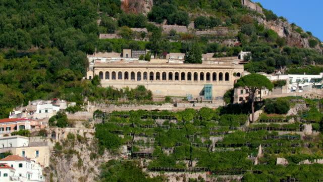 amalfi town mausoleum, amalfi, province of salerno, italy - mausoleum stock videos and b-roll footage
