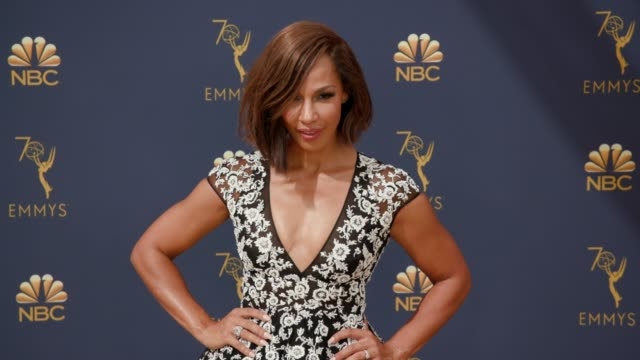 vídeos de stock, filmes e b-roll de amanda brugel at the 70th emmy awards arrivals at microsoft theater on september 17 2018 in los angeles california - 70th annual primetime emmy awards