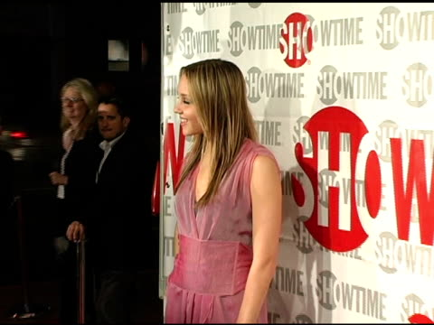 Amanda Bynes at the 'Reefer Madness' Los Angeles Premiere at Regent Showcase Cinemas in Hollywood California on April 5 2005