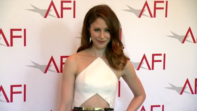Amanda Crew at 2015 AFI Awards Luncheon at The Four Seasons Hotel on January 09 2015 in Beverly Hills California
