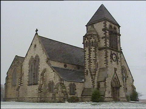 DNA match Similar to News at Ten ENGLAND Sunderland GVs St Paul's Church