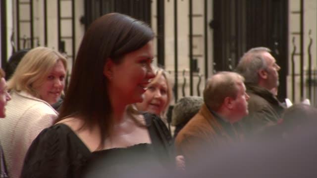 Amanda Lamb at the Galaxy Book Awards at the Grosvenor House in London on April 9 2008