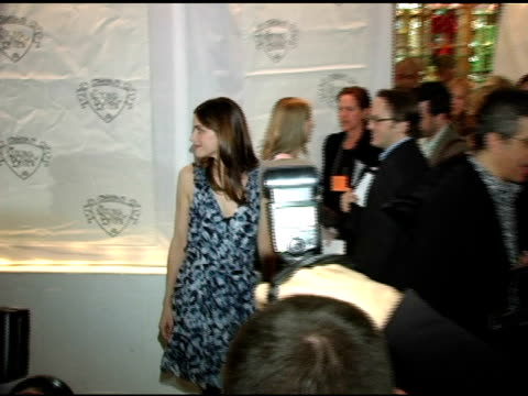 amanda peet at the 2005 national board of review of motion pictures awards ceremony at tavern on the green in new york new york on january 10 2006 - amanda peet stock videos & royalty-free footage
