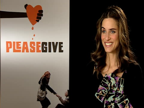 amanda peet on how much she loved the scene where she does a facial and squeezes spots and it comes back to her memory of loving having facials at... - amanda peet stock videos & royalty-free footage