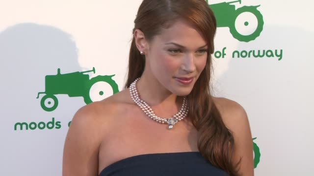 Amanda Righetti at the Moods Of Norway US Flagship Launch at Los Angeles CA