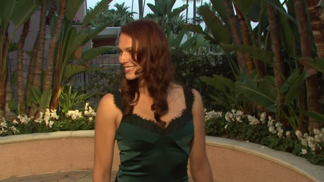 Amanda Righetti at the Smiles From The Stars A Tribute To The Life And Work Of Roy Scheider at Beverly Hills CA
