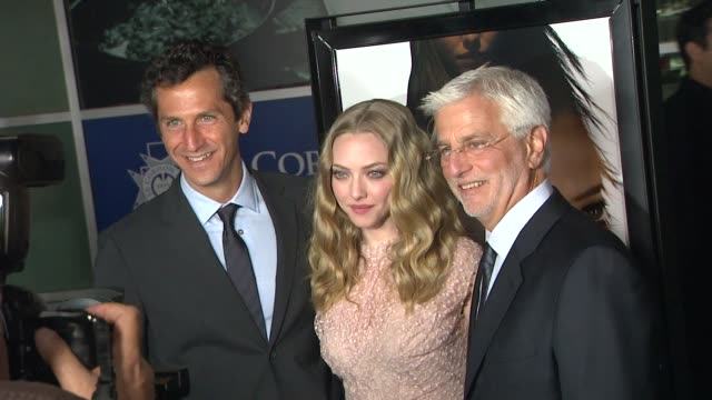 Amanda Seyfried at Gone Premiere on 2/21/12 in Los Angeles CA