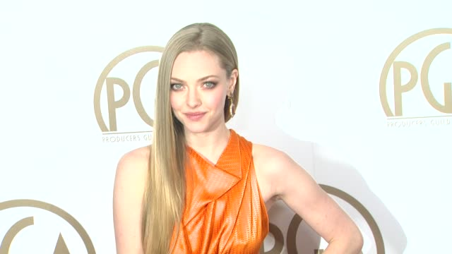 Amanda Seyfried at the 24th Annual Producers Guild of America Awards on 1/26/13 in Beverly Hills CA
