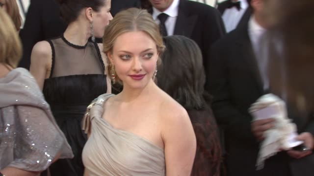 Amanda Seyfried at the 66th Annual Golden Globe Awards Arrivals Part 6 at Los Angeles CA