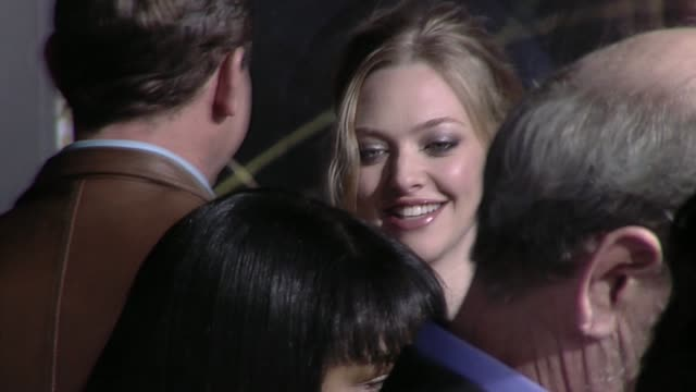 Amanda Seyfried at the 'Dear John' Premiere at Hollywood CA