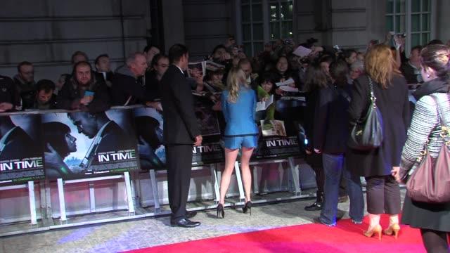 UK Premiere at London England