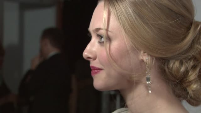 amanda seyfried at the nbc universal pictures and focus features golden globes afterparty part 1 at los angeles ca - 2009年点の映像素材/bロール