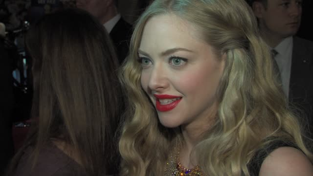 Amanda Seyfried at the Red Riding Hood Special Screening at London England