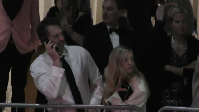 Amanda Seyfried outside the Vanity Fair Oscar Party in Beverly Hills in Celebrity Sightings in Los Angeles