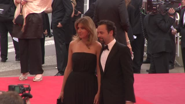 Amanda Sthers and Stephane Mille at the Cannes Film Festival 2009 Spring Fever Steps at Cannes
