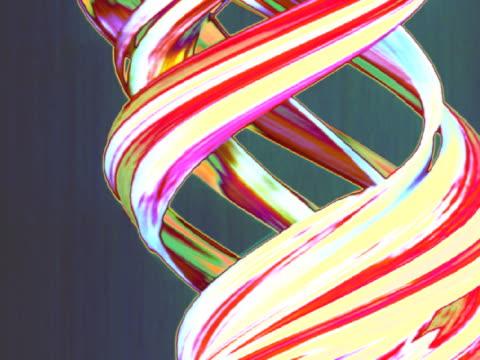 slo mo t/l cu cgi amaryllis forming swirl pattern  - amaryllis stock videos & royalty-free footage
