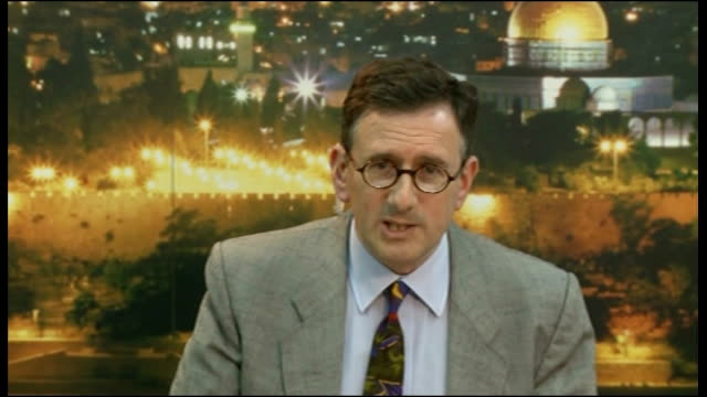amateur archeologist claims to have discovered burial site for disciples of jesus england london gir int matthew kalman 2way interview ex jerusalem... - apostle stock videos and b-roll footage